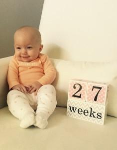 27 weeks 1