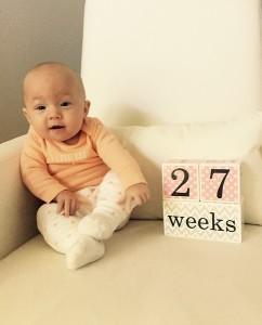 27 weeks 2