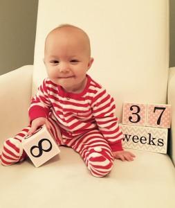 37 weeks 1