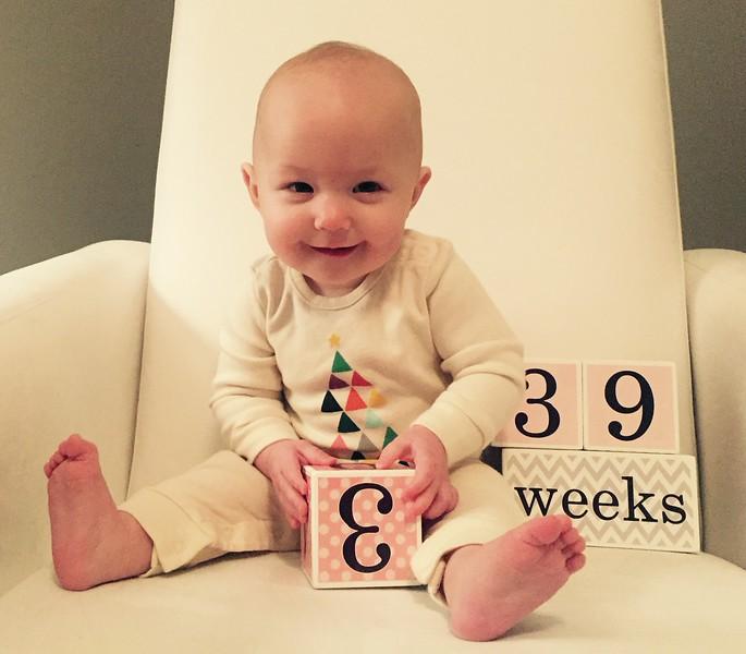 39 weeks 1