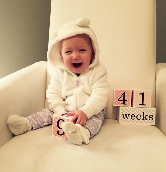 41 weeks 2