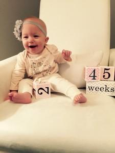 45 weeks 1